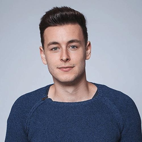 Janik Hensen Head of Light & Geschäftsführer Dekor Event Profilbild